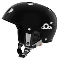 POC Receptor BUG Adjustable, skidhjälm, svart