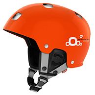 POC Receptor BUG Adjustable, skidhjälm, orange