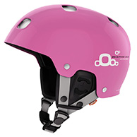 POC Receptor BUG Adjustable, skidhjälm, pink