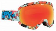 Spy+ Platoon TSL Dabsmyla Ski Goggle, Red Spectra