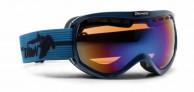 Demon Raptor skidglasögon OTG, blå