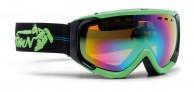 Demon Matrix skidglasögon, Grön