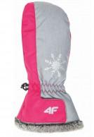 4F InnerTech junior skidvantar, flicka, pink