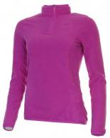 4F Microtherm fleeceundertröja, kvinnor, violett