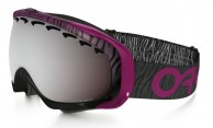 Oakley Crowbar, Factory Pilot Bengal Pink, Prizm Black Iridium
