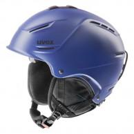 Uvex p1us skihjelm, blå