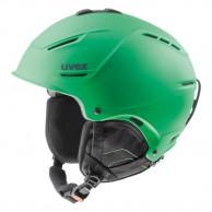 Uvex p1us skihjelm, grön