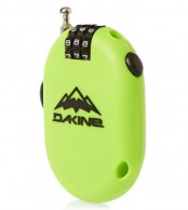 Dakine Micro Lock, skidlås,grön