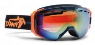 Demon Absolute skidglasögon, Blå/orange