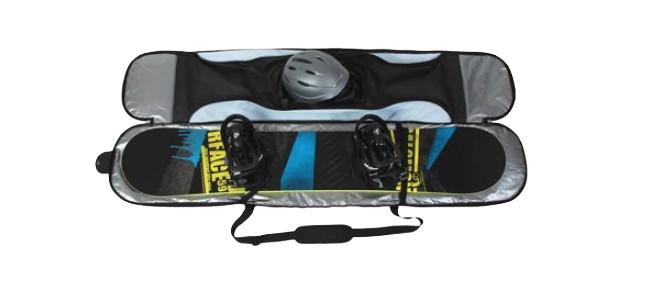Accezzi Wawe Boardbag, med plats för hjälm