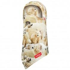 Airhole Balaclava Hinge Polar, polar bears