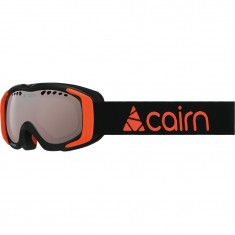 Cairn Booster, skibriller, mat black orange