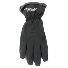 Cold Softshell handske, sort