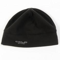 Cold Windblok fleece hue, svart