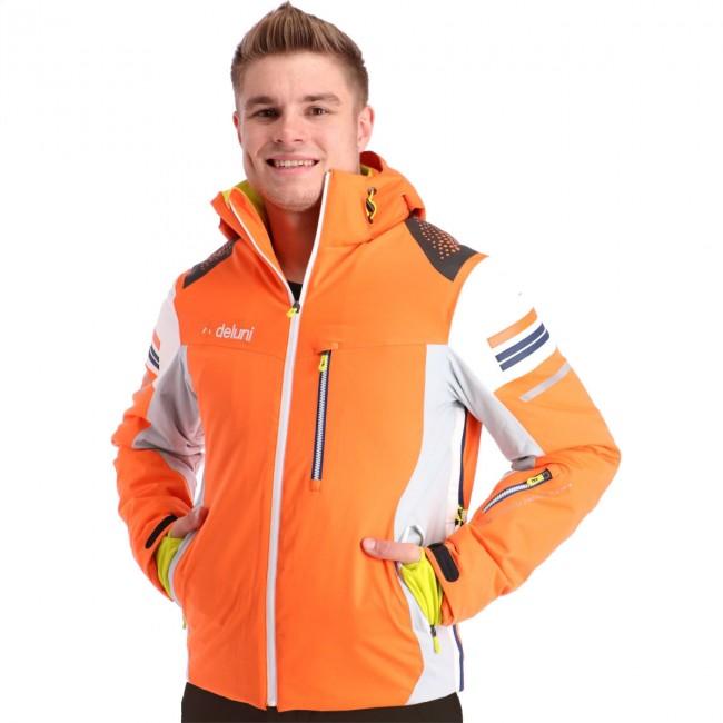 16e0cd1fd846 Deluni skidjacka, herr, orange - Skidresor.com SkidShop