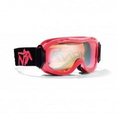 Demon Magic junior skigoggle, Red Fluo