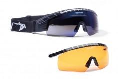 Demon Nordic skibriller til langrend, carbon