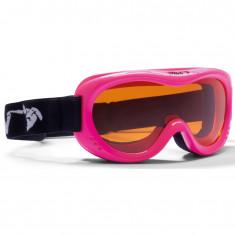 Demon Snow 6 skibriller, junior, fucsia