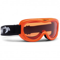 Demon Snow 6 junior skigoggle, orange fluo