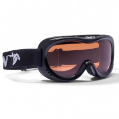 Demon Snow 6 skibriller, junior, sort