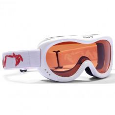 Demon Snow 6 skibriller, junior, hvid