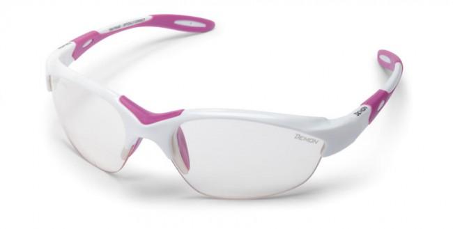 Demon Viper Photochromatic, solglasögon, vitpink