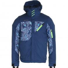 DIEL Jake, skijakke, junior, mørkeblå
