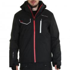 DIEL St. Anton skijakke til mænd, sort