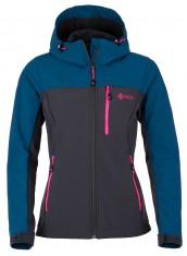 Kilpi Elia, softshell jakke, kvinder, grå/blå