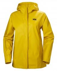 Helly Hansen Moss regnjakke, dame, gul
