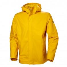 Helly Hansen Moss regnjakke, mænd, gul