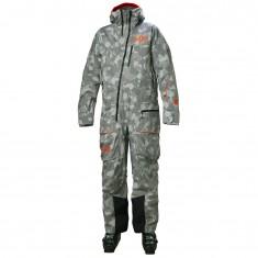 Helly Hansen Ullr Powder suit, herre, grå camo