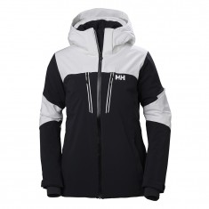 Helly Hansen W Motionista skijakke, dame, black