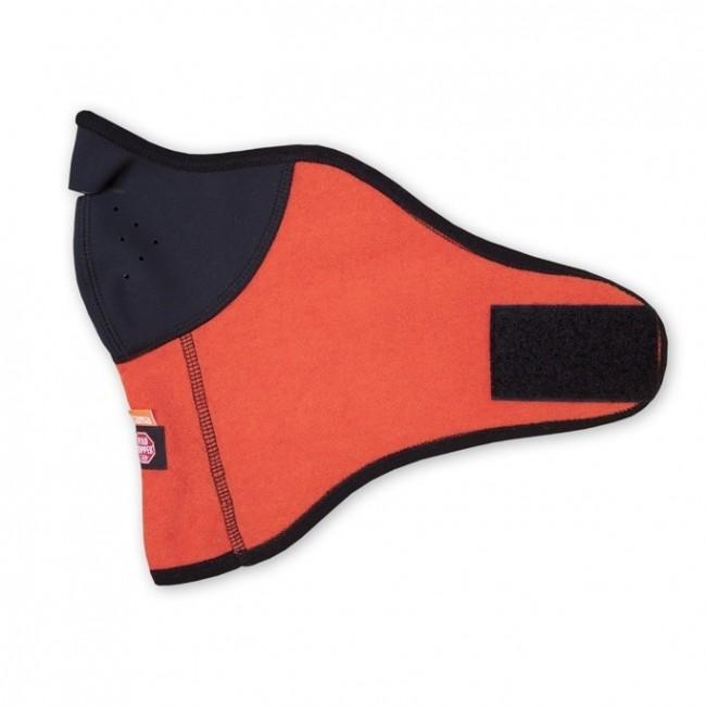 Kama stor ansiktsmask, windstopper, orange
