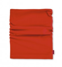 Kama halskrage, Tecnostretch fleece, röt