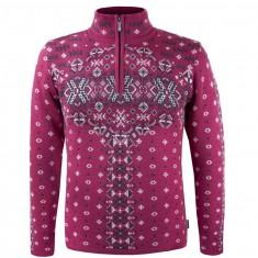 Kama Nordisk damesweater, rød