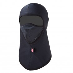 Kama softshell/fleece skidmask, svart