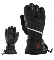 Lenz Heat Gloves 3.0 Men, Startersæt, sort