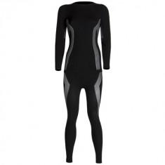 Lenz X-Action skiundertøj, sæt, dame, sort