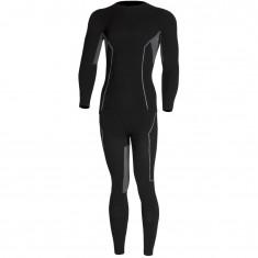 Lenz X-Action skiundertøj, sæt, herre, sort