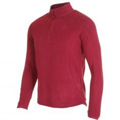 4F Microtherm fleeceundertrøje, herre, rød
