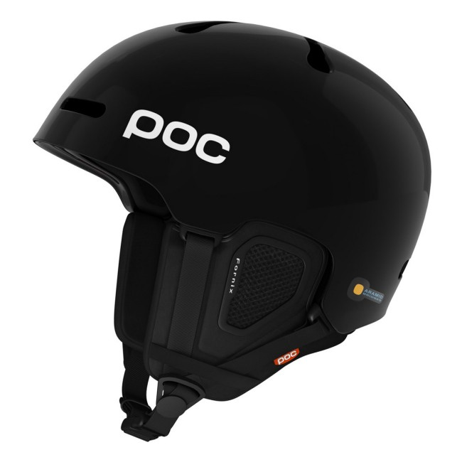 köp på nätet för hela familjen Kolla på POC Fornix, Skidhjälm, Black Shiny - Skidresor.com SkidShop