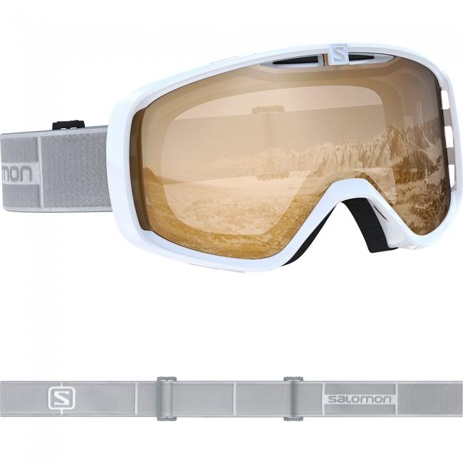 Salomon Aksium Access, Goggles, Vit