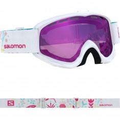 Salomon Juke, skibriller, hvid