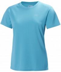 Helly Hansen W Training T-Shirt, korte ærmer, blå